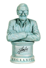 Gentle Giant 2011 SDCC Signed STAN LEE Excelsior Statue Bust Limited Edition 96 of #200 Marvel