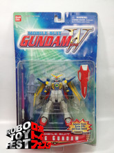 Mobile Suit Gundam Wing Gundam Wing Action Figure MSIA Bandai