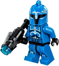 Lego Star Wars - Senate Commando Captain