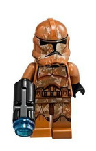 Lego Star Wars - Geonosis Clone Trooper