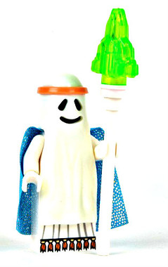 Lego Movie Vitruvius' Ghost minifigure.