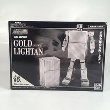 Soul of Chogokin  GX-32SB Gold Lightan Silver Version Bandai