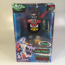 Voltron The Third Dimension Cyber Sentinel Voltron Trendmasters