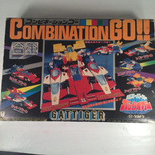 Takatoku Supercar Gattiger Gift Set Combination Go!!