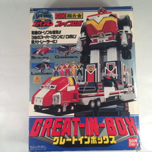 Super Sentai Fiveman DX Five Robo Great-in-Box