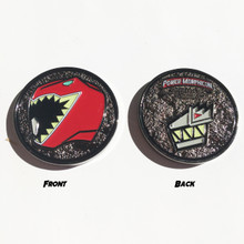 Power Morphicon 2016 Convention Coin Black Version