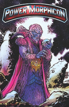 Power Morphicon 2016 Ivan Ooze Convention Print