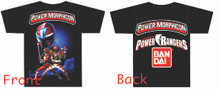 Power Morphicon 2016 Convention T-Shirt 2X Large