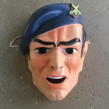 G.I.Joe French Kids mask Flint 1986