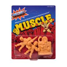 MOTU M.U.S.C.L.E. Wave 3 - Pack C  Faker Snake Mountain Mossman