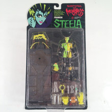 Resurrection of Monstress Franken Steela (Neon Green)