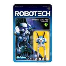 Robotech ReAction Figure - Zentraedi Battle pod