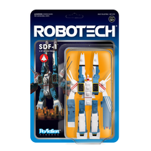 Robotech ReAction Figure - SDF-1