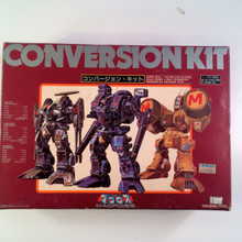 Macross Conversion Kit 1/100 scale Destriod set Takatoku