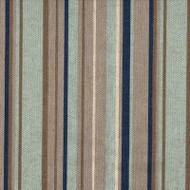 Premier Stripe Indigo Gathered Bedskirt