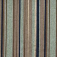 Premier Stripe Indigo Tailored Bedskirt