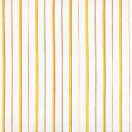 Piper Honey Gold Stripe Gathered Bedskirt