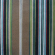 Carlton Walnut Pinch-Pleated Curtain Panels