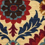 Santa Maria Gem Round Tablecloth