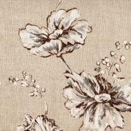 Summer's Night Linen Rod Pocket Curtain Panels