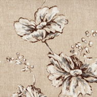 Summer's Night Linen Decorative Pillow