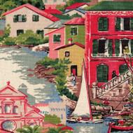 Venice Primary Duvet Cover