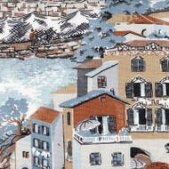 Venice Sandstone Duvet Cover
