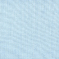 Clipper Pale Blue Rod Pocket Tailored Tier Curtain Panels