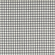 French Country Brindle Gray Gingham Sham
