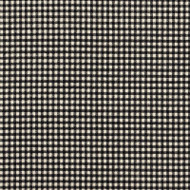 French Country Black Gingham Pinch-Pleated Patio Door Curtain Panels