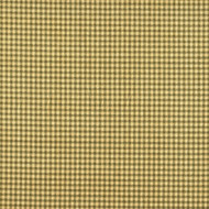 French Country Document Green Gingham Rod Pocket Patio Door Curtain Panels