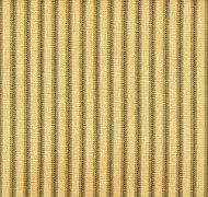 French Country Document Green Ticking Stripe Sham