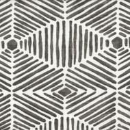 Heni Summerland Gray Contemporary Bolster Pillow