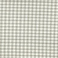 French Country Pebble Taupe Gingham Scallop Valance, Lined