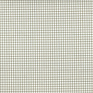 French Country Pebble Taupe Gingham Empress Swag Valance, Lined