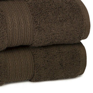 Kassadesign Chocolate Brown Egyptian Cotton Bath Sheet