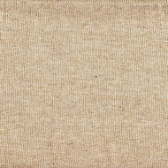 Heavy Basket Linen Beige Tab Top Curtain Panels