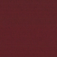 Hunt Club Claret Red Rod Pocket Tailored Tier Curtain Panels