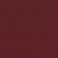 Hunt Club Claret Red Round Tablecloth with Topper