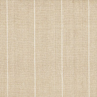 Copley Stripe Oatmeal Gathered Bedskirt