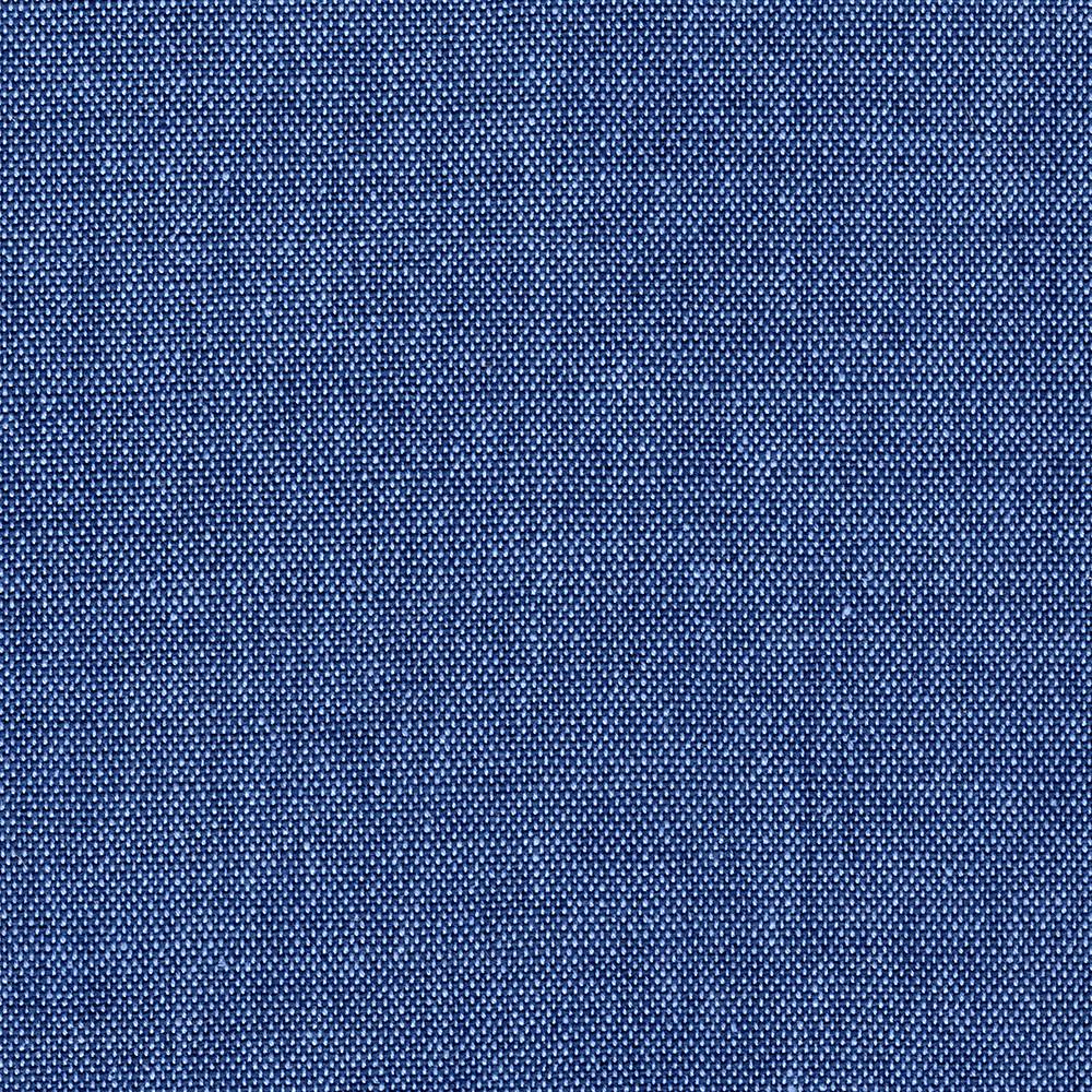 Bennett Cobalt Blue Shower Curtain Close To Custom Linens
