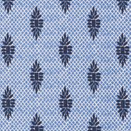 Boca Wedgewood Blue Gathered Bedskirt