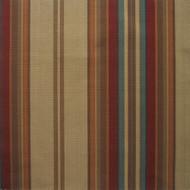 Carlton Stripe Cardinal Tie-Up Valance, Lined