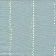 Carlo Spa Blue Stripe Sham