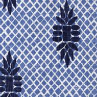 Boca Wedgewood Blue Round Tablecloth