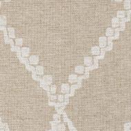 Medina Chalk White Round Tablecloth