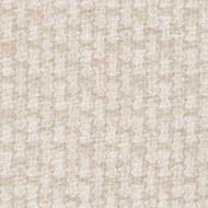 Echo Chalk White Round Tablecloth