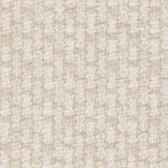 Echo Chalk White Scallop Valance, Lined