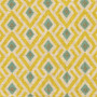 Archery Collins Geometric Empress Swag Valance, Lined