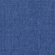 Bennett Cobalt Blue Rod Pocket Tailored Tier Curtain Panels